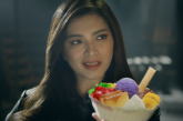 Angel Locsin stars in the creamiest Pinoy Halo-Halo Mang Inasal TVC