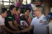 Congressman Haresco aspires to serve the country and uplift the people in Aklan