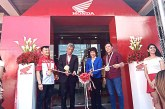 Honda's new flagship store officially opens in Batangas