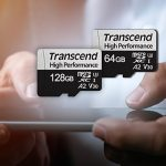 Transcend new high performance series memory Cards perfect for mobile devices and handheld game consoles