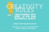 4As Philippines to bring industry's best to CreativeFest 2019
