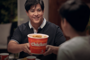 Muhlach family in newest Jollibee Chickenjoy commercial