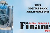 Global Banking and Finance Review awards UnionBank two prestigious awards