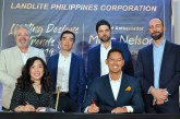LandLite Philippines picks Marc Nelson as brand ambassador