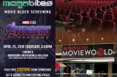 Megabites.com.ph holds 2nd Movie Block Screening of Avengers: Endgame