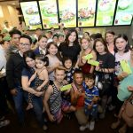 Mang Inasal successfully holds National Halo-Halo Sarap Day with celebrity endorsers