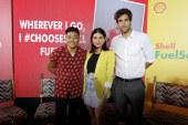 Shell unveils influential celeb ambassadors: Maine Mendoza, Drew Arellano, and Nico Bolzico