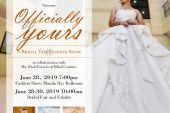 Officially Yours: A Bridal Fair and Fashion Show