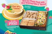 Goldilocks' prepares a special fiesta treat for Mother's Day