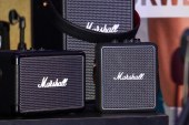 Marshall's Portable Speakers takes your music whenever and wherever you travel