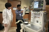 St. Lukes QC acquires GE Carestation 650