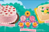 Goldilocks Mother's Day Themed Cakes a Sweet Gift of Giving Back