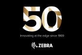 Zebra Technologies celebrates 50 years of delivering new improved enterprise products and solutions to its customers