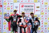 Honda Teams bag champs in Q1 Race Competitions