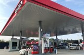 Caltex station Muntinlupa-Cavite Expressway now open