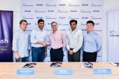 GCash Tie Up with Concentrix for Digital Rewards Launch of employees