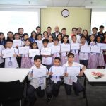 Samsung and DepEd Taguig-Pateros helps ESVES Elementary students become junior coders