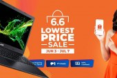 Acer Philippines offers amazing deals in Shopee's 6.6-7.7 Lowest Price Sale