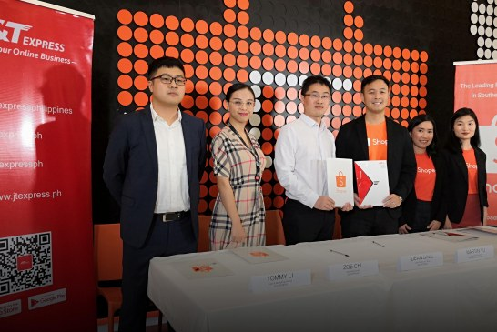 J&T Express partners Shopee to strengthen its delivery operations