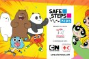 Prudence Foundation, IFRC and Red Crescent Societies and Cartoon Network team up to present safety information in a fun and innovative way