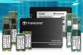 Transcend Unveils Embedded 3D NAND SSD Solutions