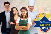 "Globe myBusiness honors local entrepreneurs, celebrates SME Week with ""Saludo SMEs"""