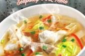 Goldilocks' savory Soupinoy Pork Molo perfect for the rainy season