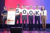 CIMB Bank garnered 500,000th Customer and expands partnership with GCash