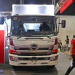 All-new Hino FC9JL7A unveiled at the Truck at Transport and Logistics Expo 2019