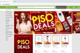 Huge savings and exciting offers at Online Piso Sale at Landers.ph