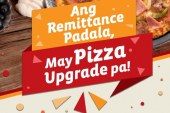 LBC gives you Free Shakey's pizza upgrade!