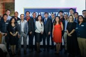 QBO Innovation Hub together with J.P. Morgan holds INQBATION Startup Showcase 2019