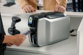 Zebra ZC100/300 Series Card Printer recognized awarded its fifth consecutive Red Dot