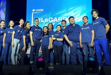 LeGARDE holds first health & wellness expo in BGC