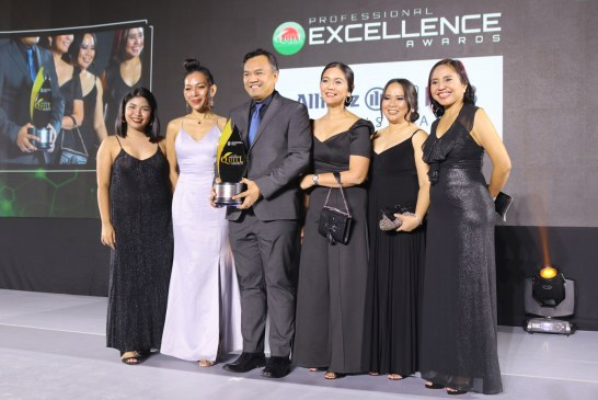Allianz awarded as top Honors at IABC's 17th Quill Awards