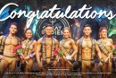 Sto. Tomas and Gapay wins Mr. and Ms. Slimmers World Great Bodies 2019