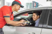 """Caltex and HSBC launches """"Fuel Up and Fly"""" Promo"""