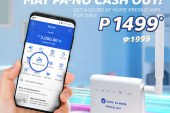 Globe at Home Prepaid WiFi with NO CASH-OUT via GCredit from GCash