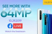 Realme PH to launch 64MP Snapdragon quad-camera super phone October 29