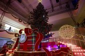 Biggest and brightest Christmas spectacle celebrated at SM Mall of Asia