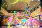 SM Aura celebrates the holiday season in festive splendour