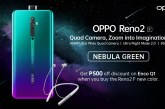 OPPO ushers in a new generation of the F Series beginning with the Reno2 F