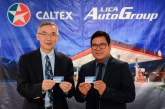 Caltex and PH largest auto dealership LICA Auto Group extend partnership
