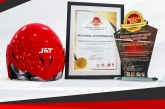 J&T Express bags customer award