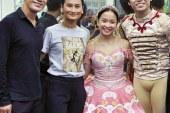 Ballet Manila's Sleeping Beauty world premiere.