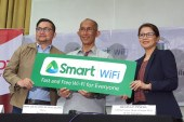 PLDT boosts Baguio rehab, tourism with  Smart WiFi expansion