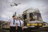 Fun pre-nuptial photoshoot inside LRT-1's Love Train