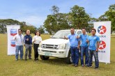 Chevron enhances disaster preparedness of host community with donation of mobile patrol and smartphones