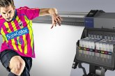More colour with Epson SC-F9430H the first Epson printer with fluorescent inks