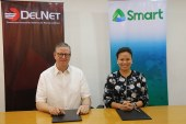 Smart taps DelNet to make satellite services more accessible,  bolster disaster preparedness efforts